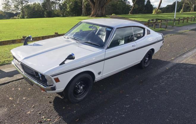 1974 Mitsubushi GTO coupe white NZ image 2021 (8).jpg