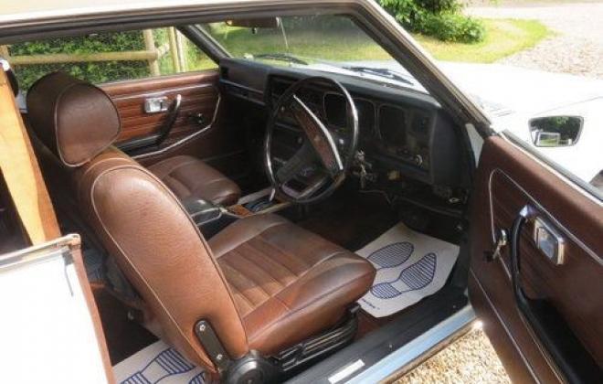 1974 original Datsun 260c 230 series coupe blue South Africa UK import (5).jpg