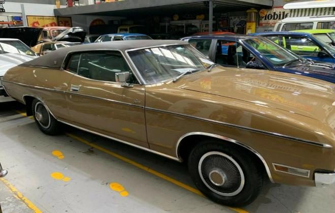 1975 Ford Landau Australia Gold paint images 2021 (1).jpg