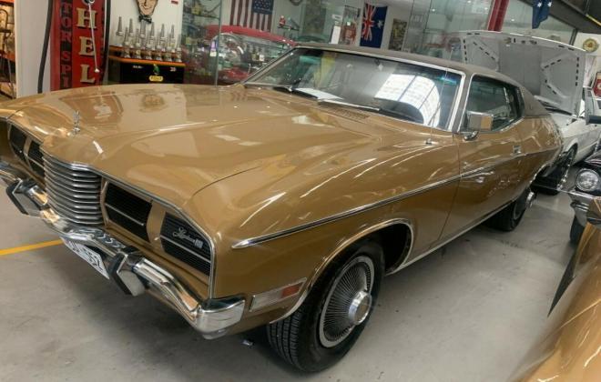 1975 Ford Landau Australia Gold paint images 2021 (10).jpg
