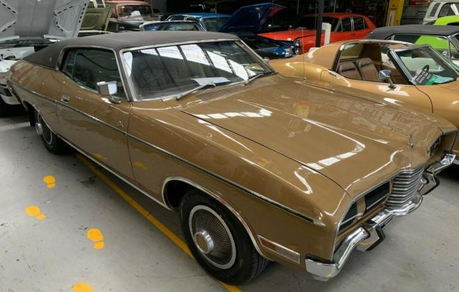 1975 Ford Landau Australia Gold paint images 2021 (3).jpg