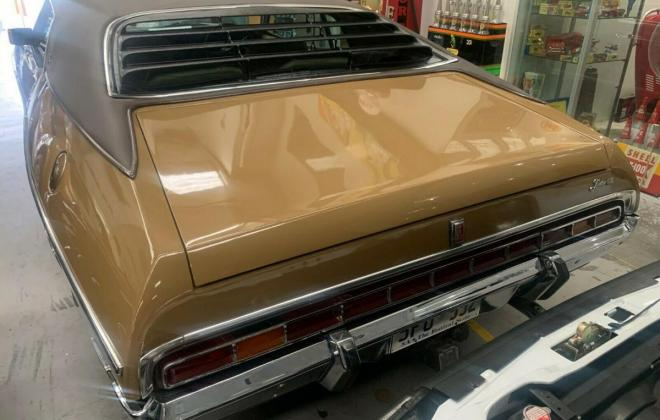 1975 Ford Landau Australia Gold paint images 2021 (9).jpg