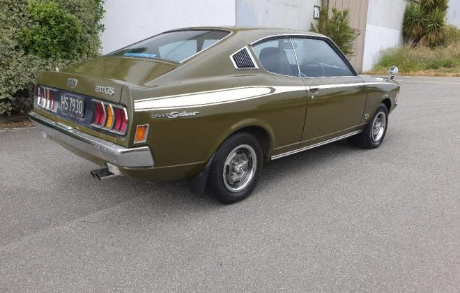 1975 Mitsubishi Galant GTO Hardtop coupe Green original located NZ (1).jpg