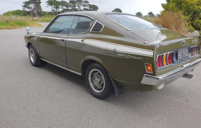 1975 Mitsubishi Galant GTO Hardtop coupe Green original located NZ (3).jpg