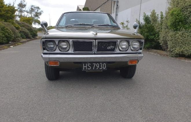 1975 Mitsubishi Galant GTO Hardtop coupe Green original located NZ (5).jpg