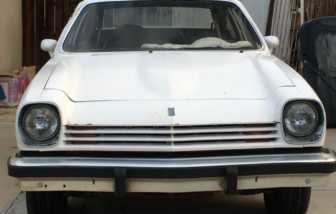 1976 Antique White Chevy Vega Cosworth unrestored images (9).jpg