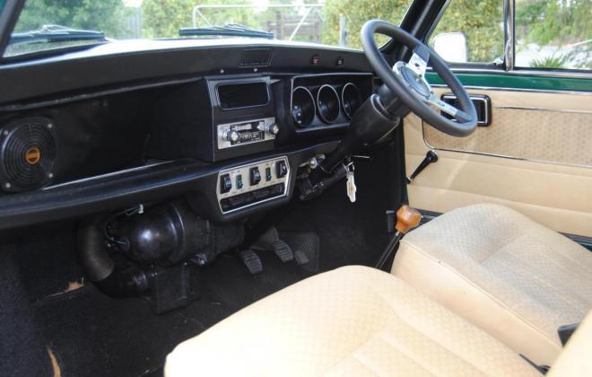 1977 Green Iridium Leyland Mini LS 998cc for sale (4).jpg