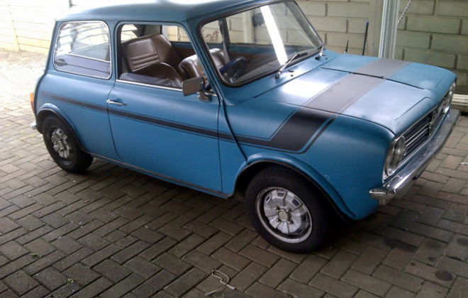 1977 Leyland Mini GTS blue South AFrica.png