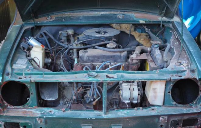 1977 Leyland Mini LS Australia 2020 Iridium Green LS (4).png