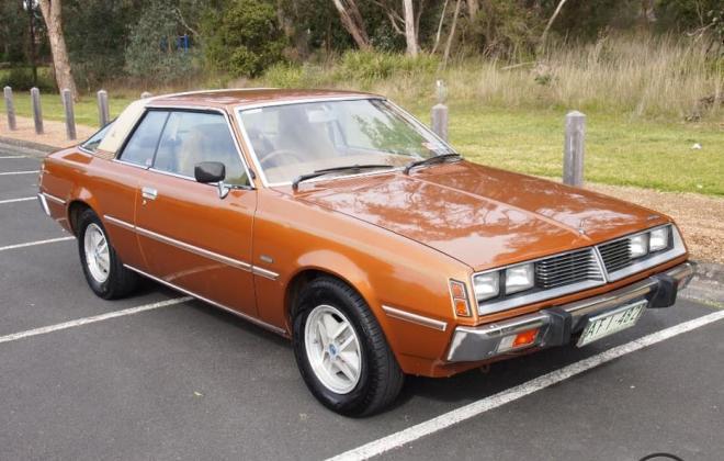 1978 Chrysler Sigma Scorpion Coupe Bronze paint images fully restored Australia (1).jpg