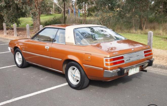1978 Chrysler Sigma Scorpion Coupe Bronze paint images fully restored Australia (2).jpg