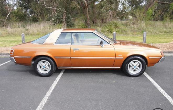 1978 Chrysler Sigma Scorpion Coupe Bronze paint images fully restored Australia (4).jpg