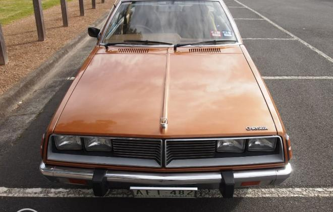 1978 Chrysler Sigma Scorpion Coupe Bronze paint images fully restored Australia (7).jpg