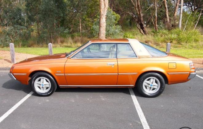 1978 Chrysler Sigma Scorpion Coupe Bronze paint images fully restored Australia (8).jpg