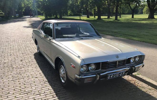 1978 Datsun 260C Hardtop coupe images Netherlands Europe 2021 restored (1).jpg