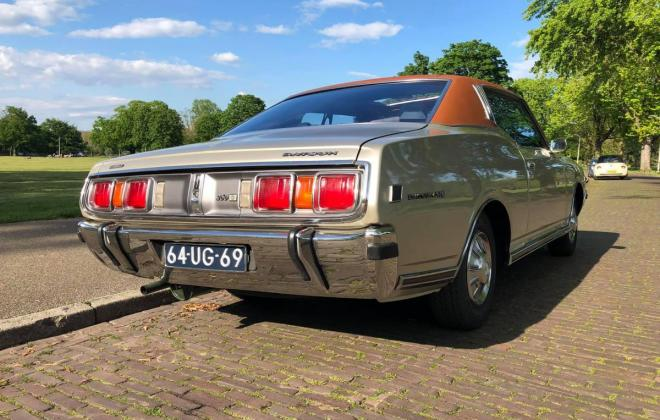 1978 Datsun 260C Hardtop coupe images Netherlands Europe 2021 restored (10).jpg