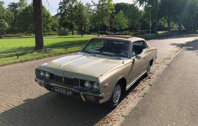 1978 Datsun 260C Hardtop coupe images Netherlands Europe 2021 restored (11).jpg