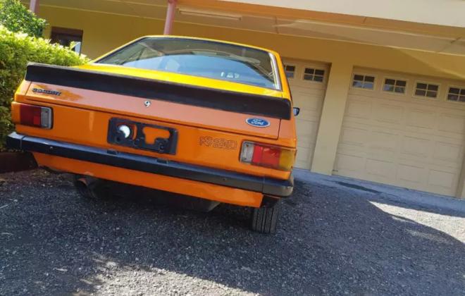 1979 Ford Escort MK2 RS2000 Sedan Burnt orange Australia 2018 (10).png