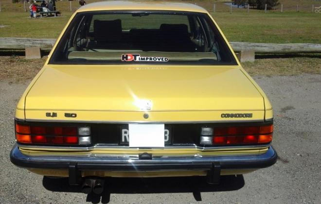 1979 Holden Commodore VB SL-E Yellow paint images (4).jpg