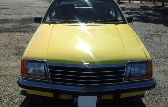 1979 Holden Commodore VB SL-E Yellow paint images (5).jpg