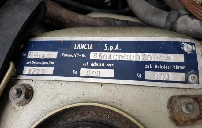1979 Lancia Gamma Coupe silver images Austria (12).jpg