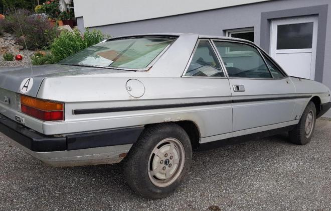 1979 Lancia Gamma Coupe silver images Austria (8).jpg