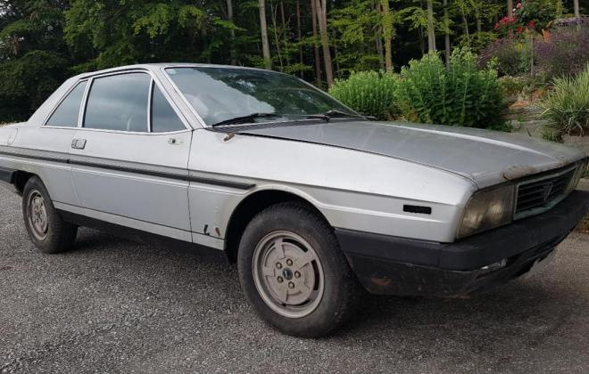 1979 Lancia Gamma Coupe silver images Austria (9).jpg