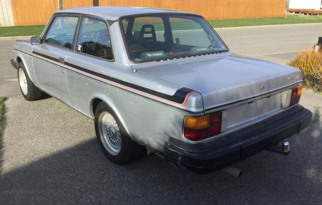 1979 Volvo 242 GT located NZ images Mystic Silver (4).jpg