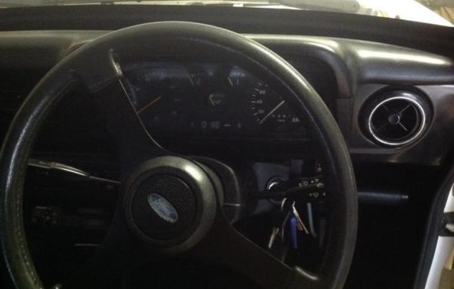 1980 Ford Escort RS2000 4-door sedan Australia white (10).JPG