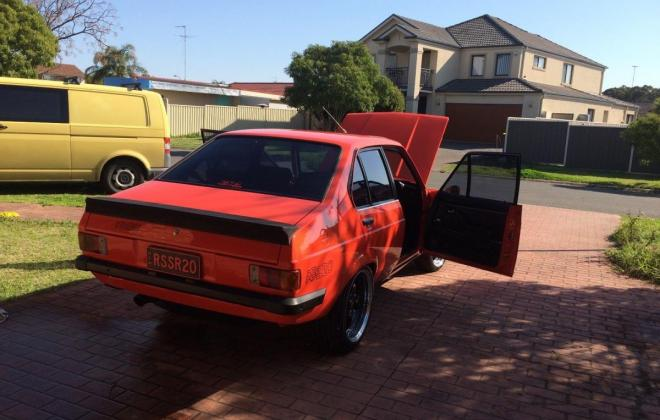 1980 Orange Ford Escort RS2000 images Classic Register (2).jpg