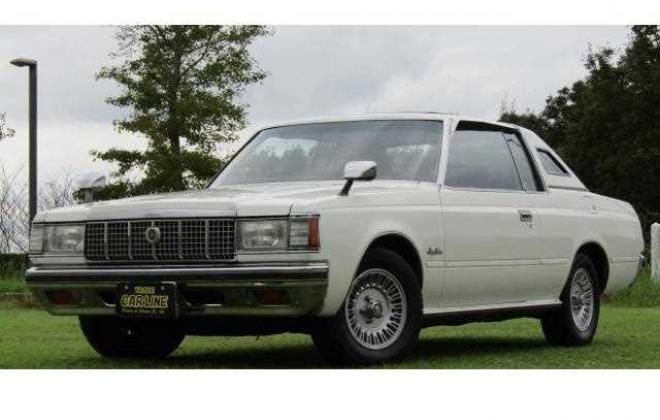 1980 Toyota Crown 2 door coupe hardtop white Japan JDM images S110 (1).jpg