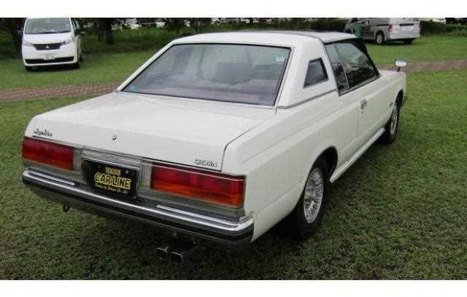 1980 Toyota Crown 2 door coupe hardtop white Japan JDM images S110 (2).jpg