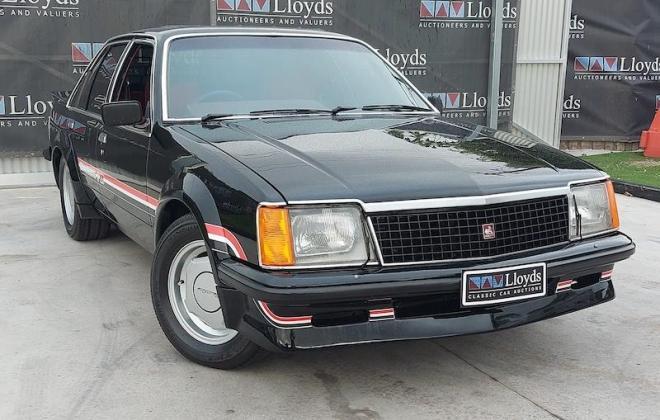 1980 VC Holden Commodore HDT Tuxedo Black V8 manual (10).jpg