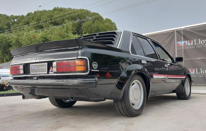 1980 VC Holden Commodore HDT Tuxedo Black V8 manual (8).jpg