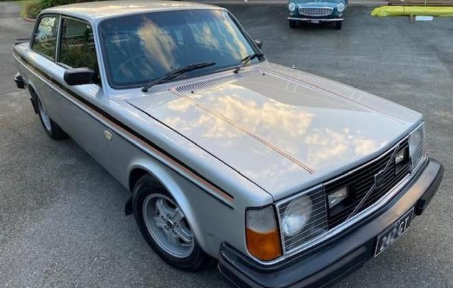 1980 Volvo 242 GT coupe 2 door Australia silver low ks (1).jpg