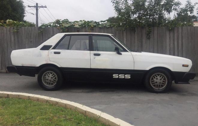 1982 Datsun Stanza SSS Sedan white (10).jpg