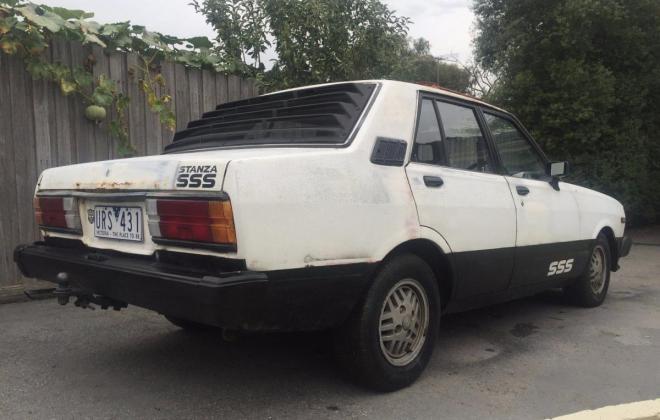 1982 Datsun Stanza SSS Sedan white (11).jpg