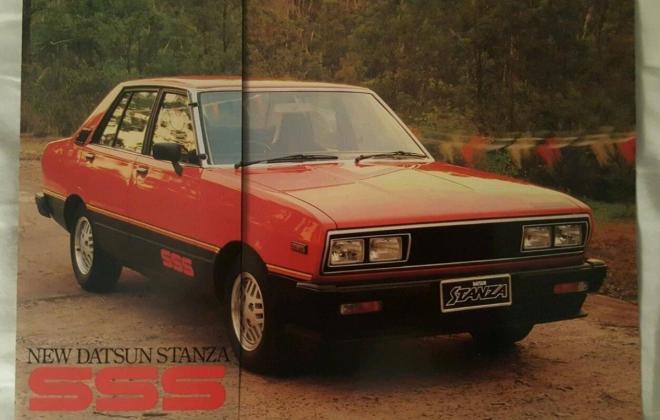 1982 Datsun Stanza SSS Sedan white (12).jpg
