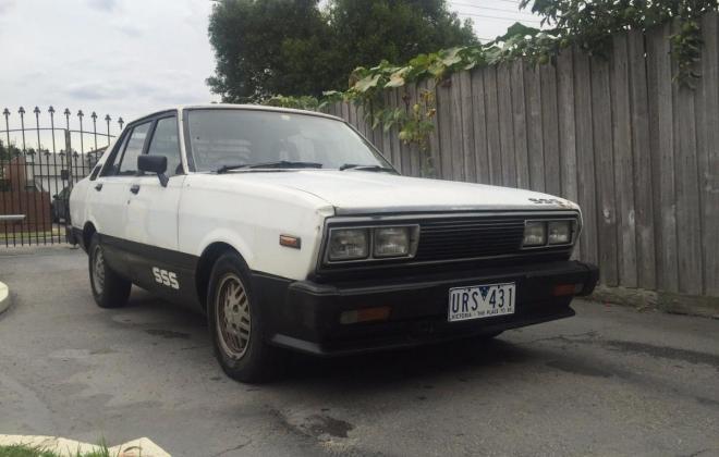 1982 Datsun Stanza SSS Sedan white (8).jpg