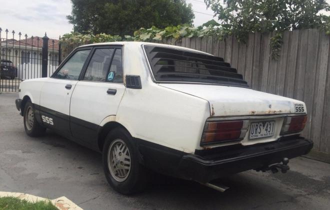 1982 Datsun Stanza SSS Sedan white (9).jpg