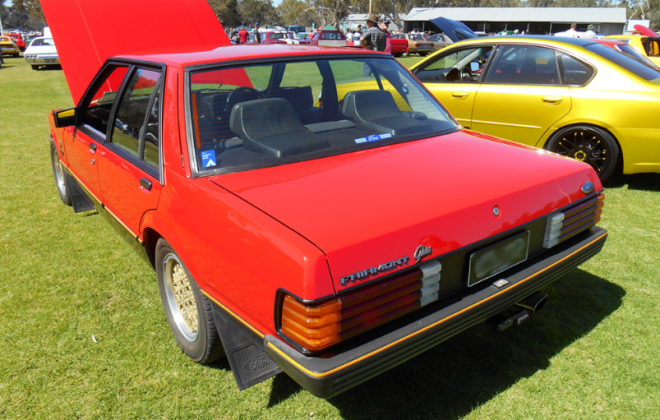 1982 Ford Fairmont Ghia XE ESP Monza Red paint code K (2).png