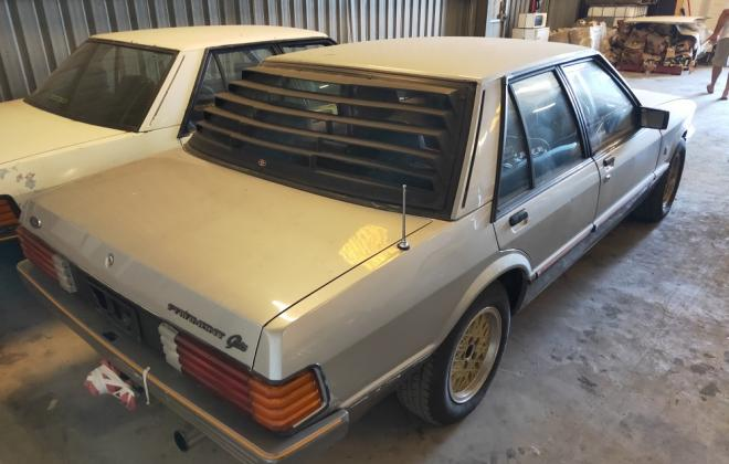1982 Ford Fairmont Ghia XE ESP SIlver over charcoal exterior images classicregister.com (2).jpg