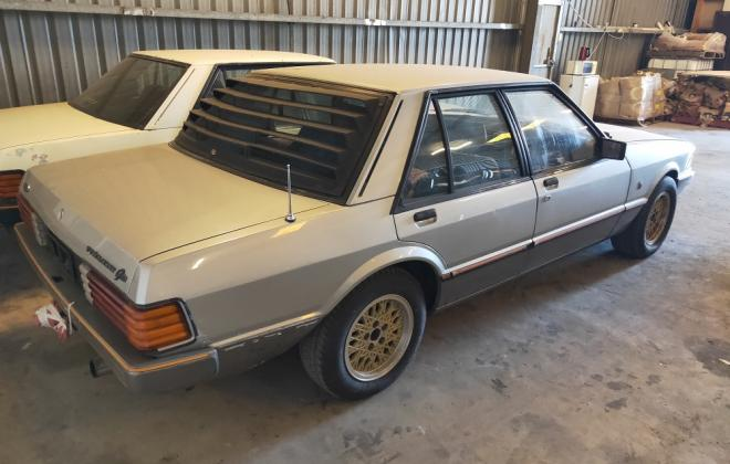 1982 Ford Fairmont Ghia XE ESP SIlver over charcoal exterior images classicregister.com (3).jpg