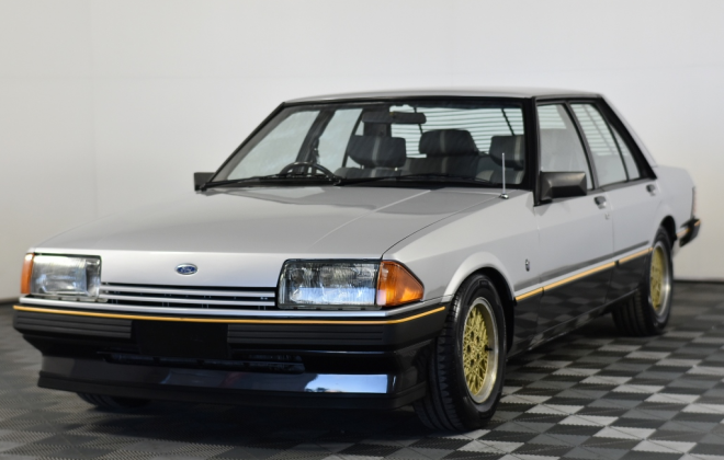 1982 Ford Falcon XE ESP Silver over Gray 2020 auction result (1).png