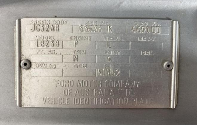 1982 Ford XE ESP very last built final car V8 4.9 images (3).jpg