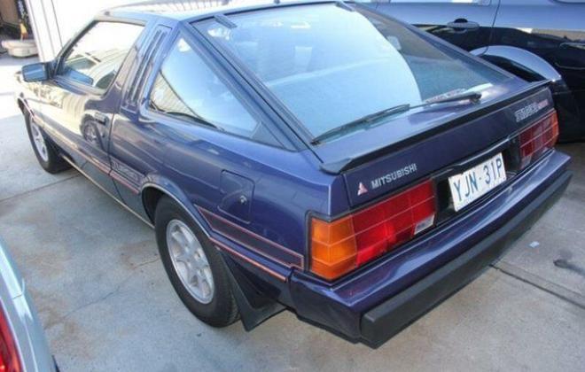 1982 Mitsubishi Starion GSR Turbo purple blue images  (4).JPG