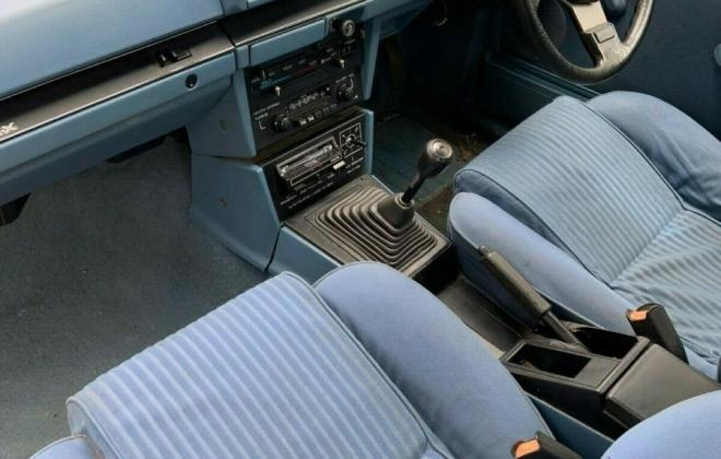 1982 Nissan Bluebird TR-X White Australia (9).jpg