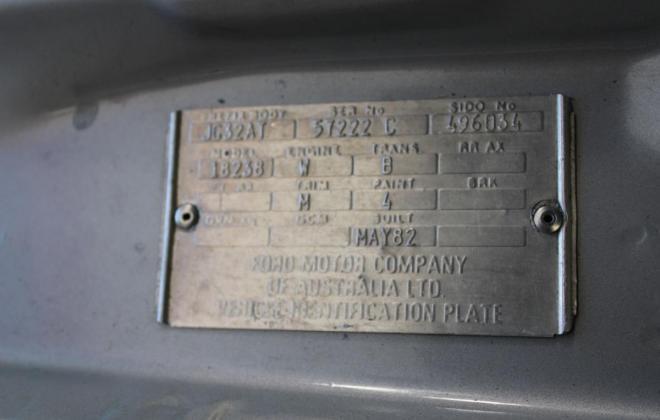 1982 XE ESP Silver grey paint for sale 2020 Auction Graysonline image (10).jpg