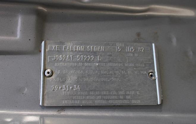 1982 XE ESP Silver grey paint for sale 2020 Auction Graysonline image (11).jpg