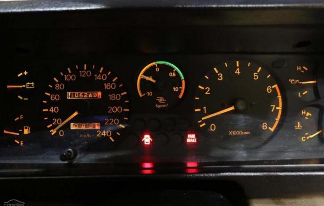1983 Mitsubishi Starion JA turbo Australia gold (13).jpg